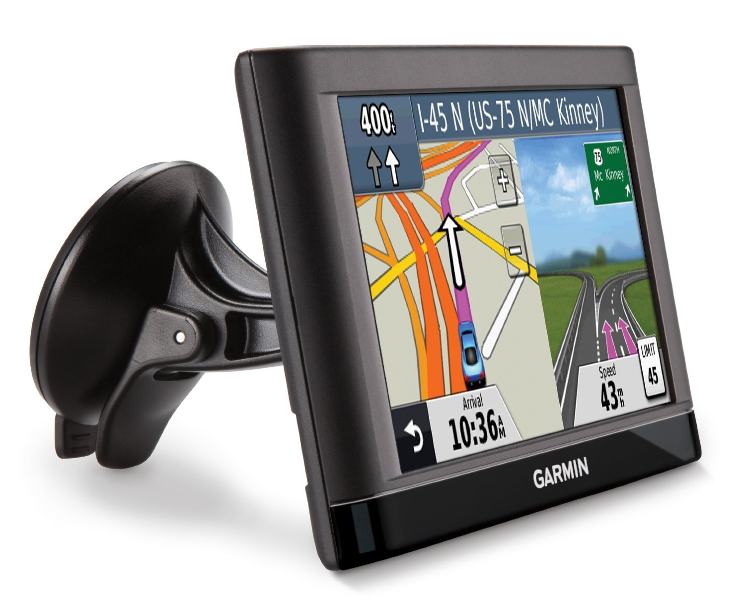 GARMIN 010-01115-01 NUVI(R) 52LM 5'' TRAVEL ASSISTANT