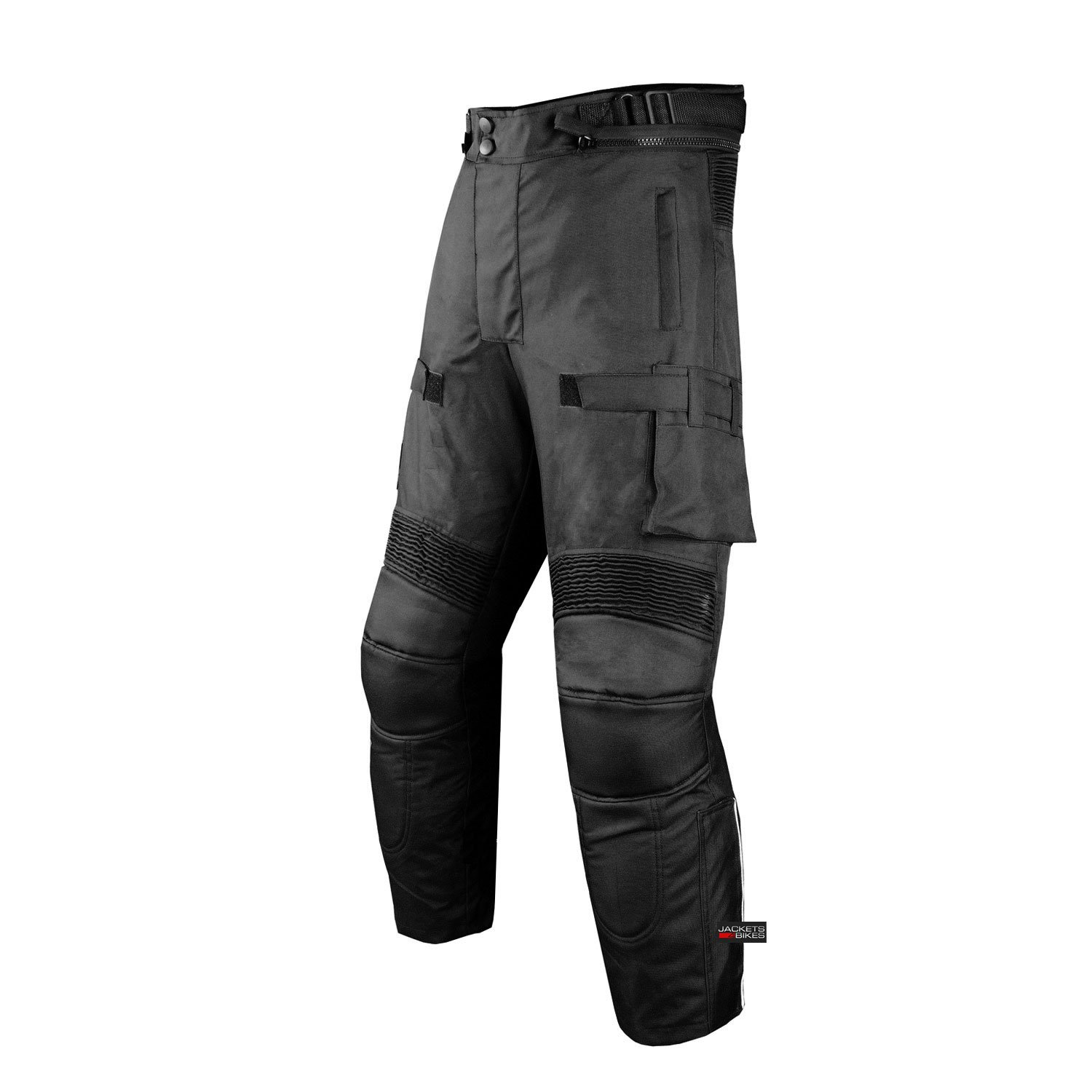 Motorcycle Textile Pants Waterproof Cruiser Touring Riding Armor Black 36w 30i by Jackets 4 Bikes (Image #2)