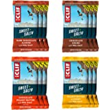 CLIF Bar - Sea Salt Energy Bar Variety Pack, 4 Great Flavors (Caramel Toffee Sea Salt, Dark Chocolate Almond Sea Salt…