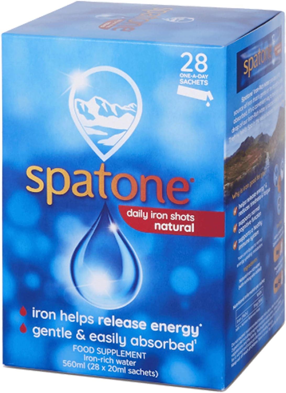 Spatone 100% Natural Iron Sup 28 sachet