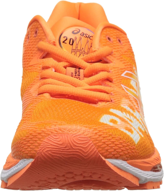 Asics Gel-Nimbus 20 Barcelona Marathon, Zapatillas de Running para Mujer, Naranja (Shocking Orange/Shocking Orange/White 3030), 43.5 EU: Amazon.es: Zapatos y complementos
