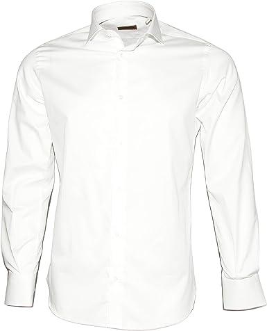 VIATAORMINA, Camisa de hombre clásica, alta sartoria ...