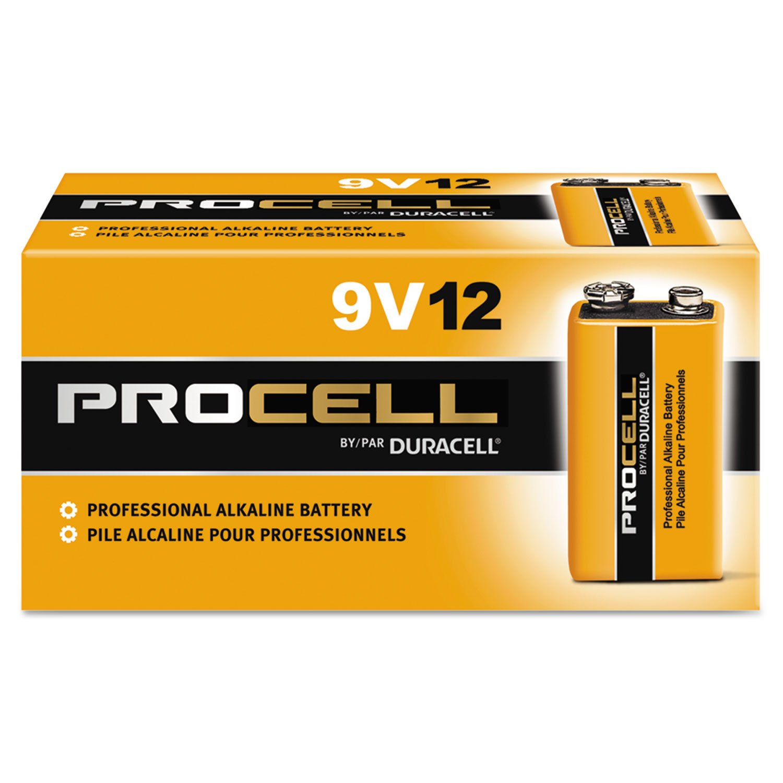 5x Duracell Plus Power  Batterie  9V  6LF22  E-Block  MN1604  1er Blister