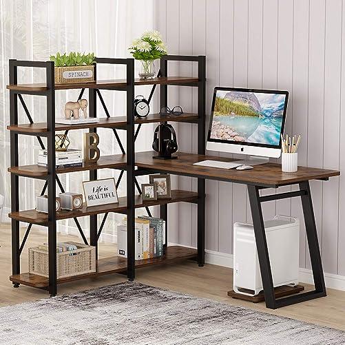 Editors' Choice: Tribesigns 55″ Large Computer Desk