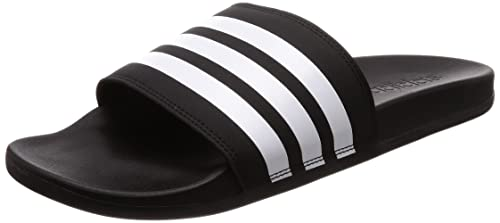 5e85c0c14dfd Adidas Men s Adilette Comfort Ftwwht Cblack Sandals-8 UK India (42 1 ...