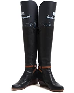 free postage UK seller Three pairs of automatic black boot trees//boot shapers