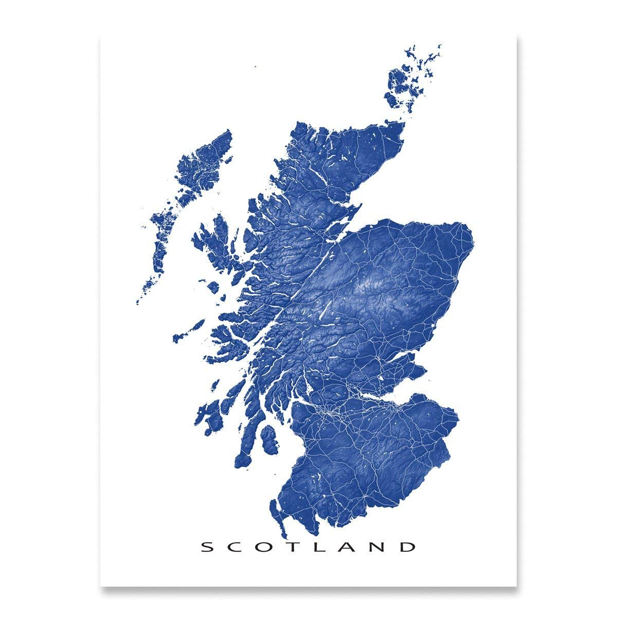 Amazon.com: Scotland Map Print, UK, United Kingdom ... on mexico map, uk map, germany map, italy map, republic of ireland, northern ireland, scottish people, portugal map, british isles map, europe map, great britain, orkney islands map, edinburgh castle, isle of wight map, flag of scotland, britain map, united kingdom, england map, loch ness, poland map, wales map, luxembourg map, basque country map, scottish highlands, greece map, france map, isle of man, ireland map, william wallace, united kingdom map, australia map,