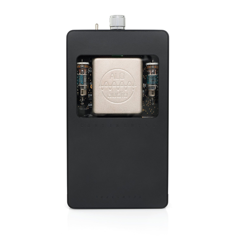 ALO audio Continental Dual Mono Black ALO-4464 B0126RCIFY  ブラック