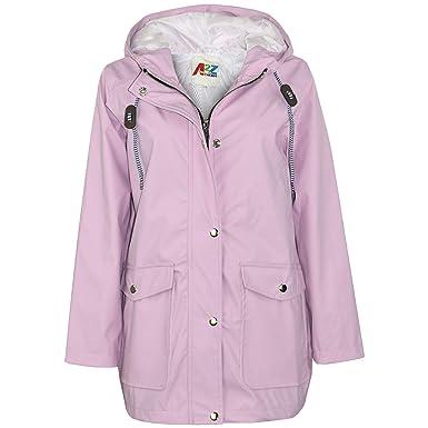 8edf2b19862c A2Z 4 Kids® Kids Girls Boys PU Raincoat Jackets Designer s Lilac ...