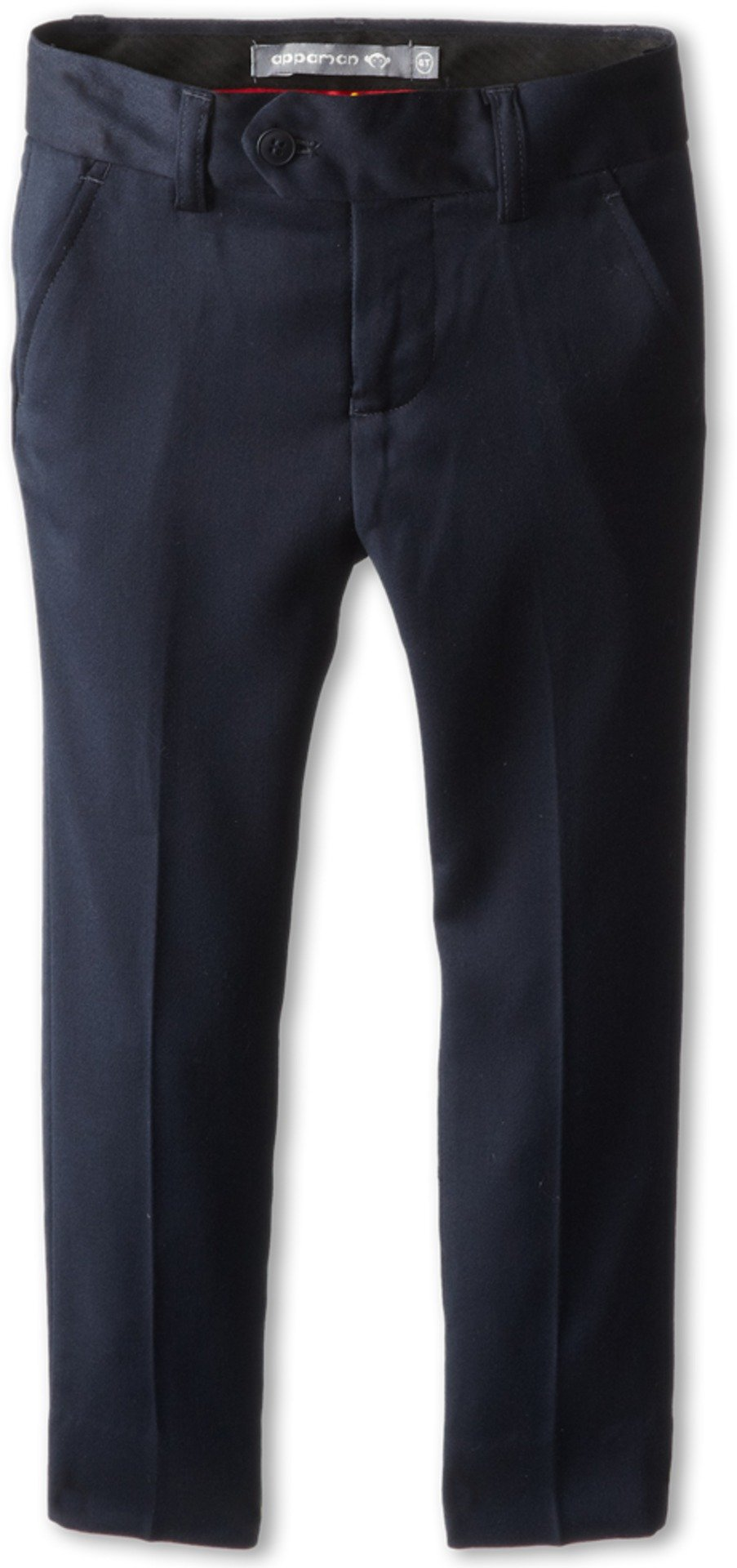 Appaman Kids Boy's Classic Mod Suit Pants (Toddler/Little Kids/Big Kids) Navy Blue Pants 8 Big Kids