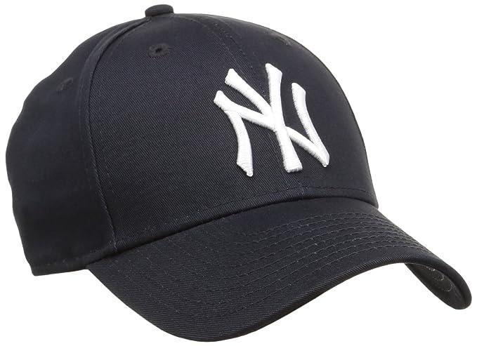 f4500e96e29d3 New Era New York Yankees Strapback Cap 9forty Kappe Basecap(Navy ...