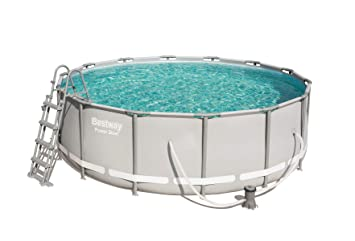 Bestway 56444 de GS19 Power Steel Pool ø427 X 122 CM, Marco ...