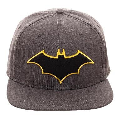 Bioworld Gorra Batman DC Comics Premium: Amazon.es: Ropa y accesorios