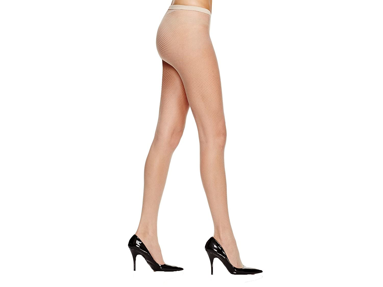 754c99b82efec Hue Women 1-Pair Fishnet Tights 15833 at Amazon Women's Clothing store: