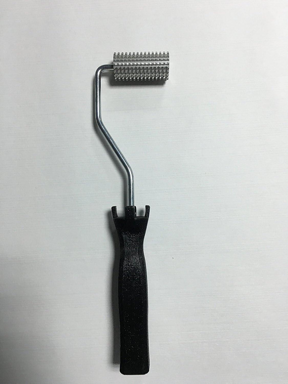 DasMarine Kit de rodillos de fibra de vidrio de 3 piezas kit de rodillos de laminaci/ón para reparaci/ón de botes de ducha de ba/ñera