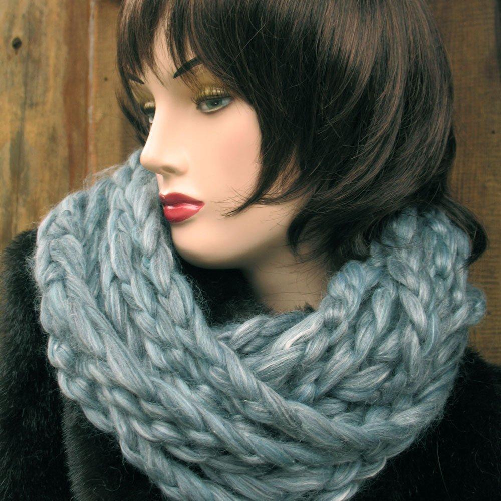 Cowl Neck Crochet Patterns
