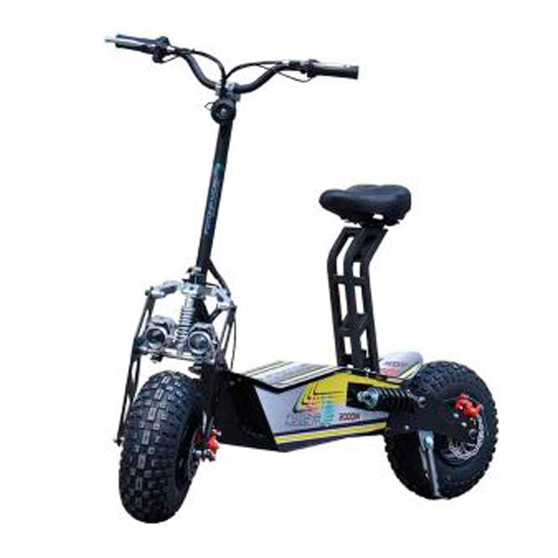 Fotona Mobility Patinete Eléctrico Todo Terreno 2000W Tigrah ...