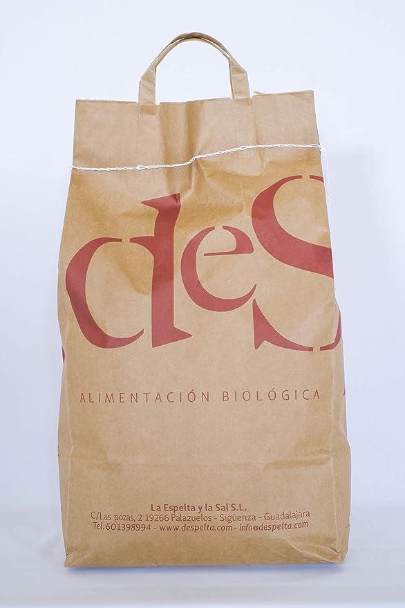 Harina Integral ECO de Trigo Espelta 5kg: Amazon.es: Alimentación ...