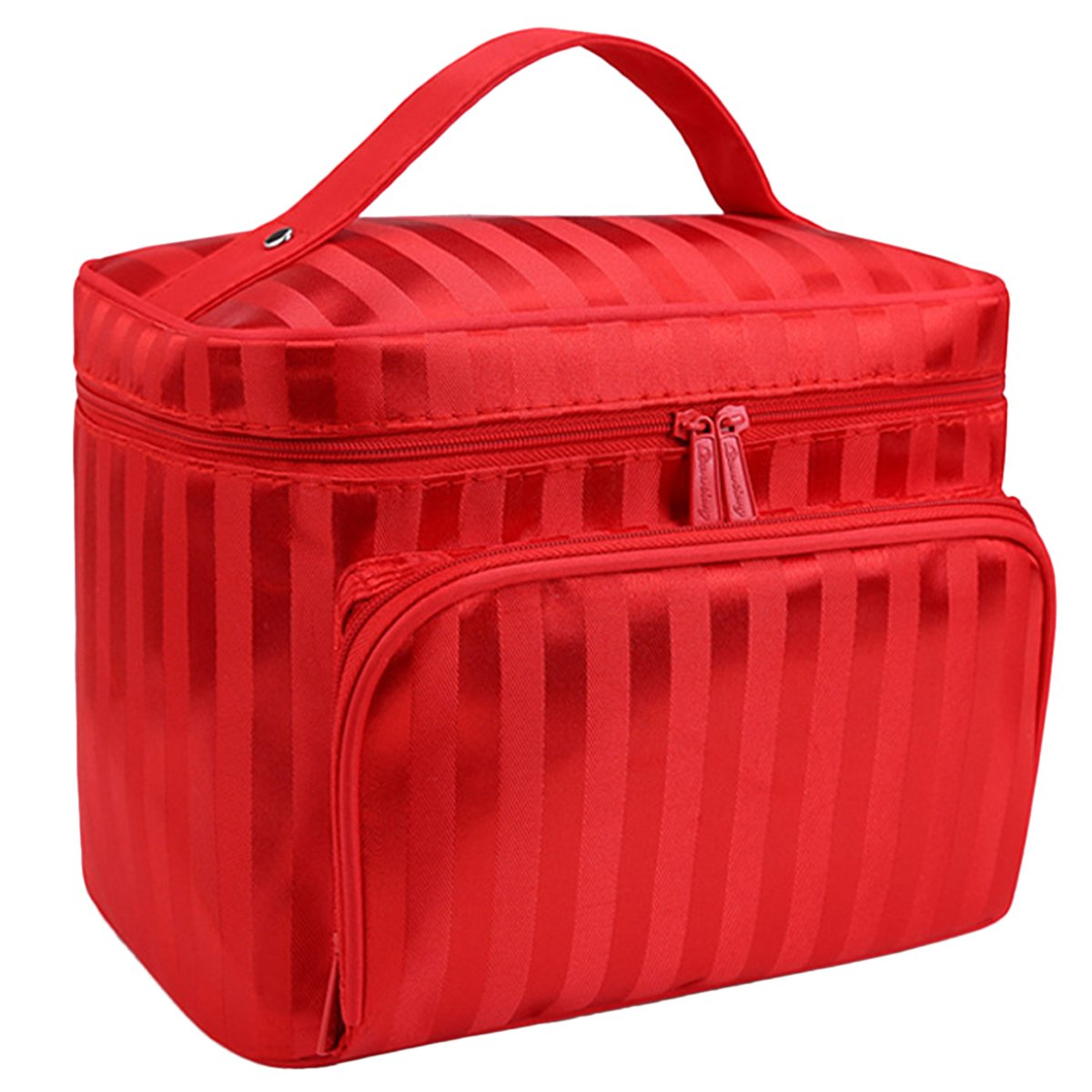 THEE Women Travel Toiletry Bag Cosmetic Makeup Kit Pouch Handbag Organizer