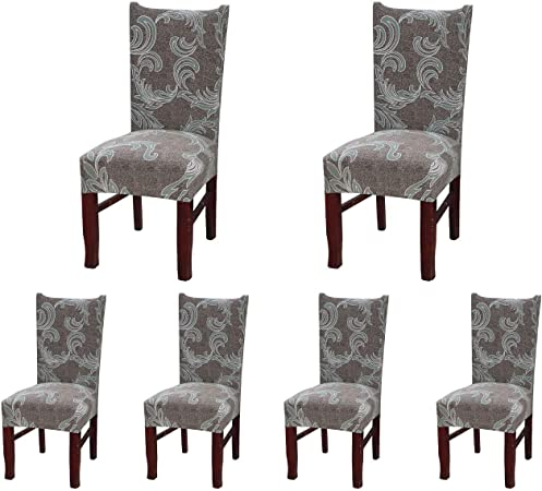 Chair Cover Dining Room Protector Spandex Banquet Party Breathable Slipcover