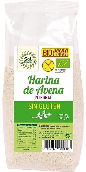 BauckHof, Copra seca en polvo (Harina de Arroz) - 6 de 500 gr ...