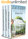 Logan Dickerson Cozy Mystery Boxed Set: Books 4 - 6