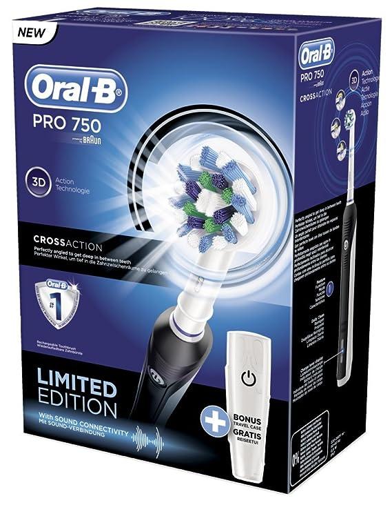Oral B D16513UX - Cepillo de dientes  Amazon.es  Salud y cuidado personal d43f501dd94f