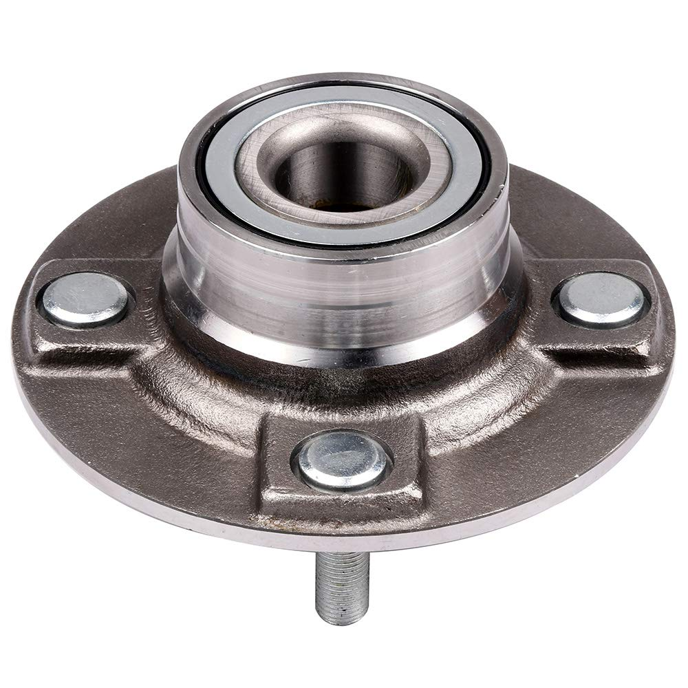 1 CCIYU 512016 Wheel Hub and Bearing Assembly Replacement for fit Nissan Altima 1993-2001 Non-ABS Nissan Axxess 1990-1991 FWD Wheel Hubs 4 Lugs