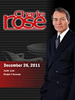 Charlie Rose - Jude Law / Ralph Fiennes (December 26, 2011)