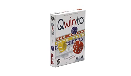 Qwinto by Pandasaurus Games