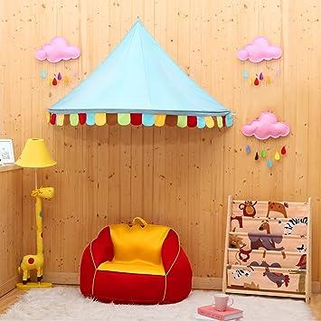 Betthimmel, OUTAD Regenbogen Kinder Betthimmel, Kinder Prinzessin ...
