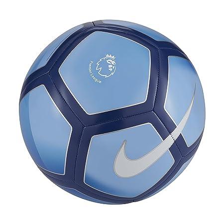 Balón Futol Nike Pitch Premier League Royal: Amazon.es: Deportes y ...