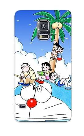 Hot Greatest Anime Doraemon Nobita And Their Friendz First Grade Tpu Phone Case For Galaxy