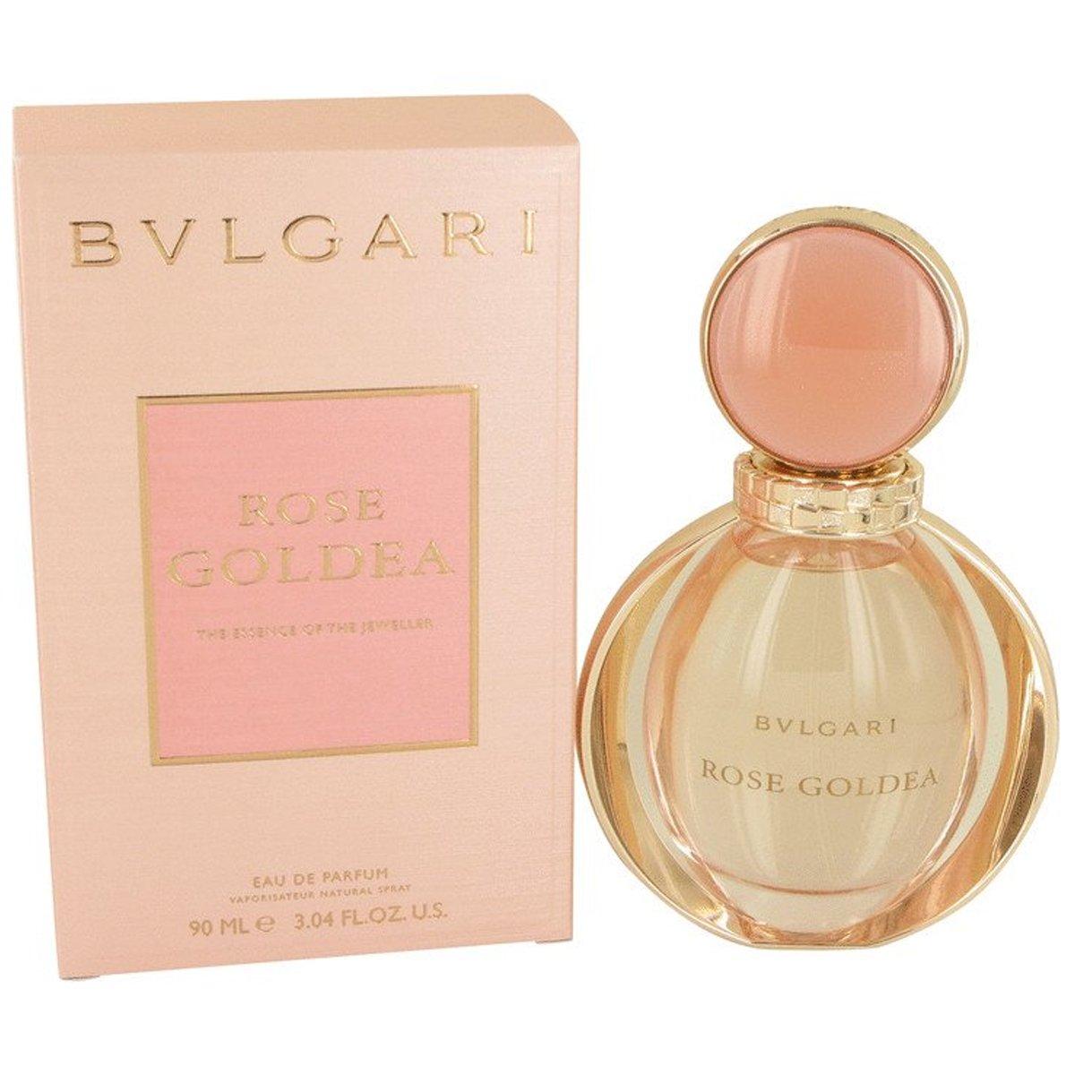 0c418e1a69f5 Amazon.com   Bvlgari Rose Goldea Eau de Parfum Spray for Woman, EDP 3 fl  oz. 90 ml   Beauty