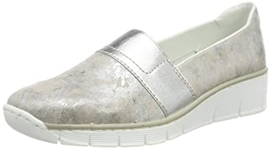 Rieker Damen 53781 91 Slipper
