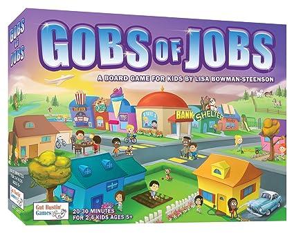 Gut Bustin' Games Gobs of Jobs