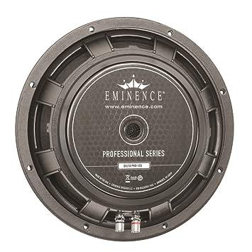 speakers 12. eminence professional series delta pro-12a 12\u0026quot; pro audio speaker, 400 watts at speakers 12