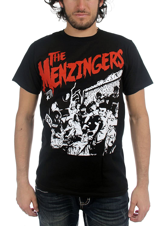 The Menzingers - Mens Police Riot T-Shirt