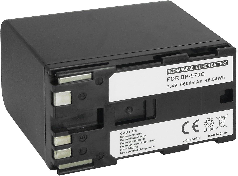 Battery BP 970G for Canon EOS C100 Mark