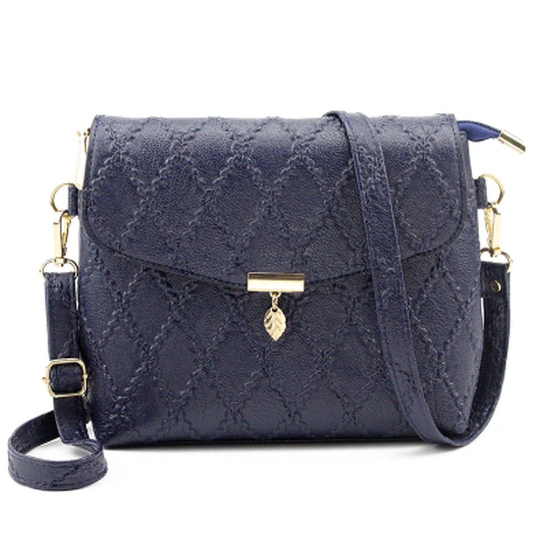 Amazon.com: Bolsas pequeñas de piel para mujer, bolsa de ...