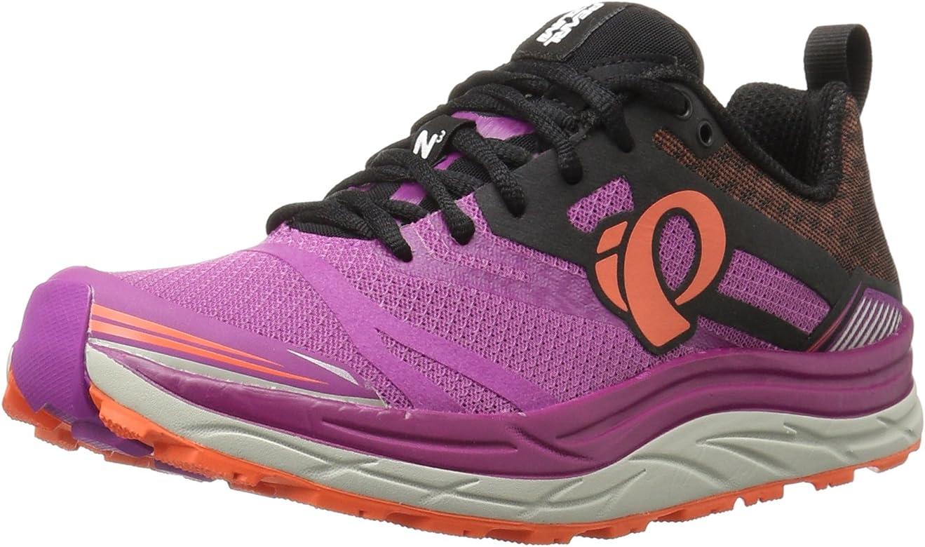Pearl Izumi W Em Trail N 3 - Zapatillas de Running para Mujer, Color Morado, Talla 36 EU: Amazon.es: Zapatos y complementos