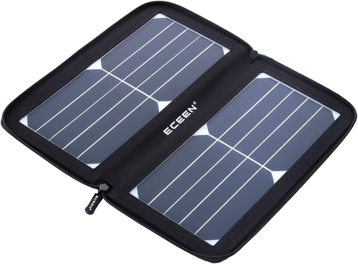 Eceen Solar Charger Panel