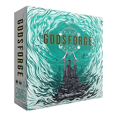 Atlas Godsforge, Multi-Colored: Toys & Games [5Bkhe2004016]