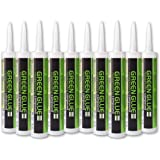 Green Glue Company 10730 Noiseproofing Compound, 12 Pack, 336 Ounce