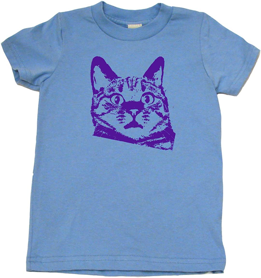 Grumpy Cat Funny Toddler Clothes Cute Boy Or Girl T-Shirts Funny Baby Gift