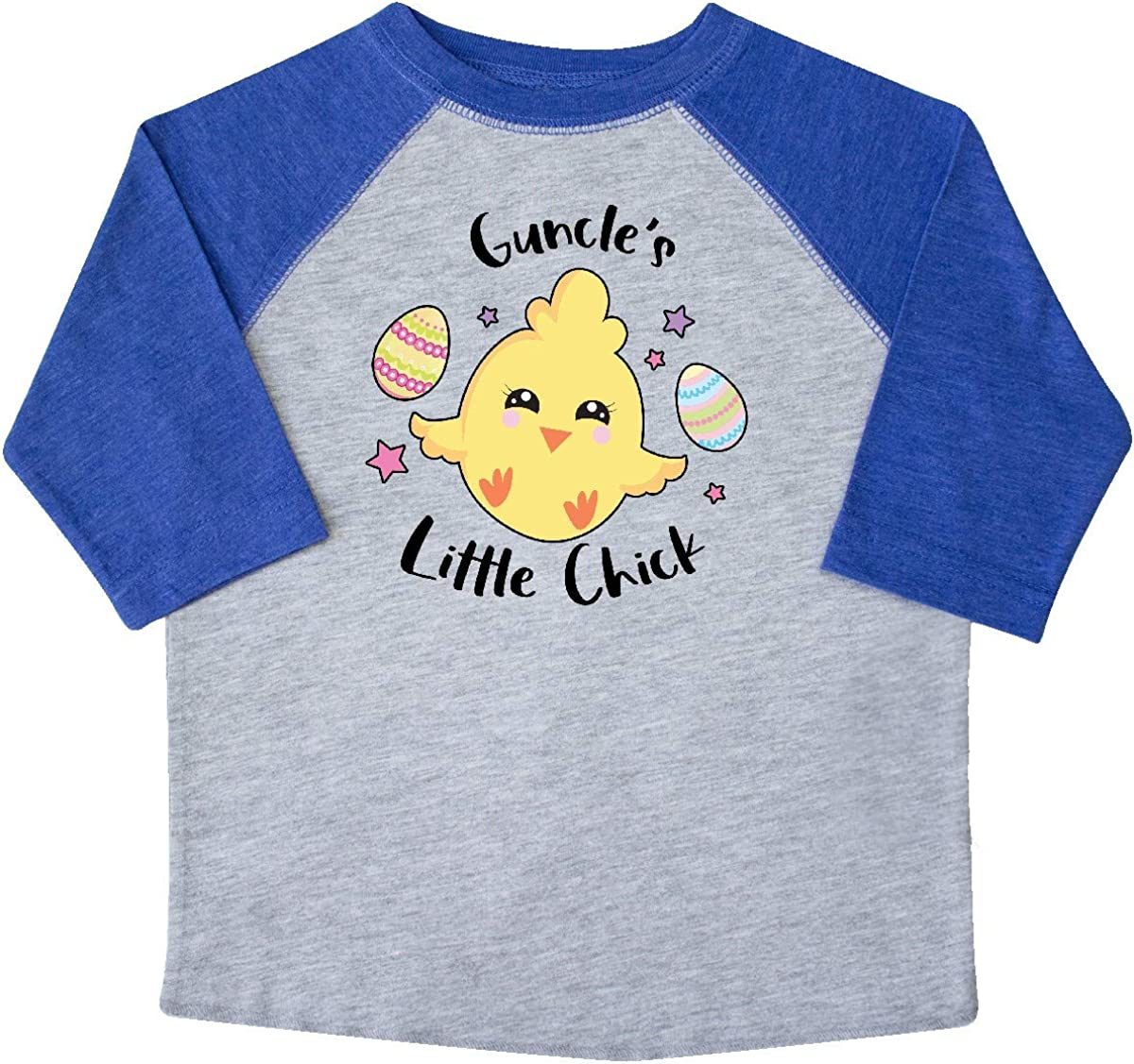 inktastic Happy Easter Guncles Little Chick Toddler T-Shirt