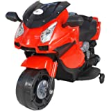Toyhouse Mini Lamborghini Superbike Rechargeable Battery Operated Ride-on for Kids(2 to 4Yrs), Red