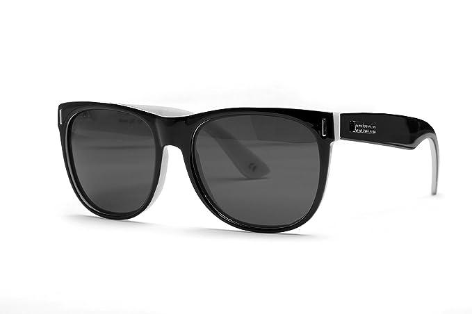 1c8b4718d Catania Occhiali Gafas de Sol - Modelo Wayfarer Vintage Classic (UV400)