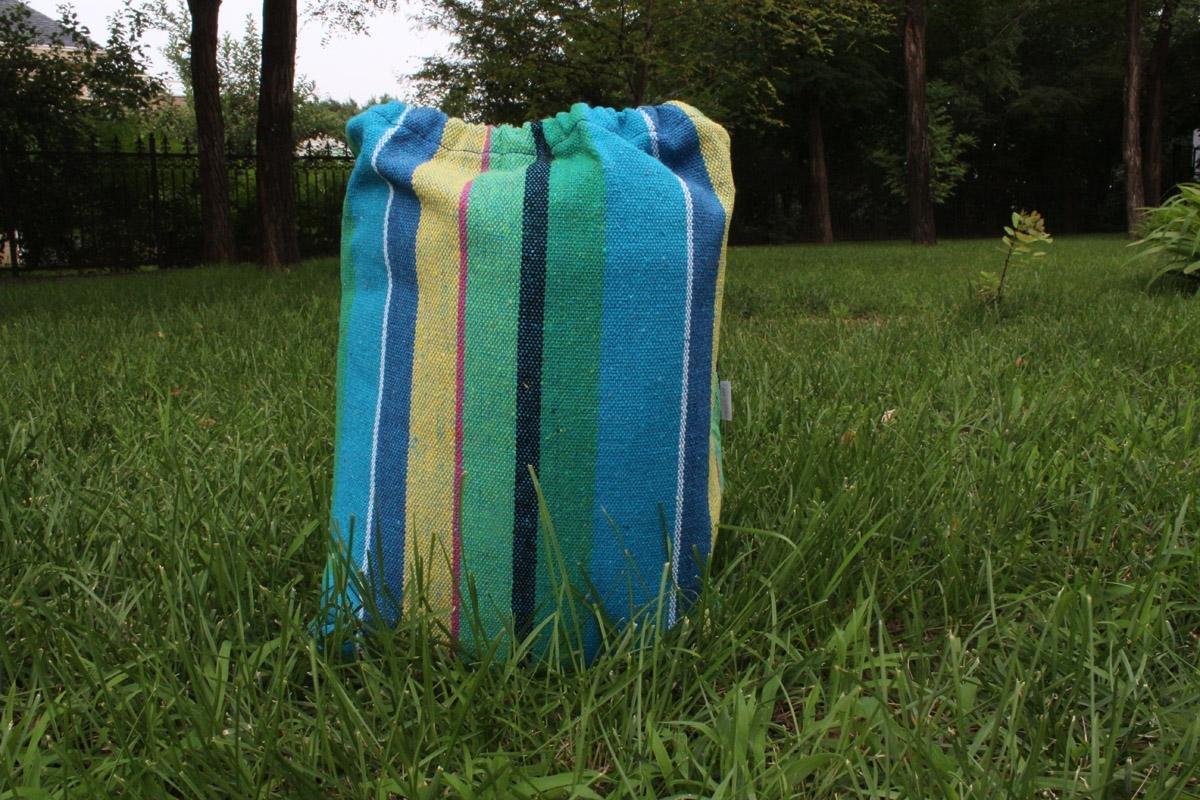 Hbzll Hot Sale Swift Outdoor Marke 280 x 165 cm-Person, starker Leinwand Stoff Camping Jagd Hängematte Hängen Bett