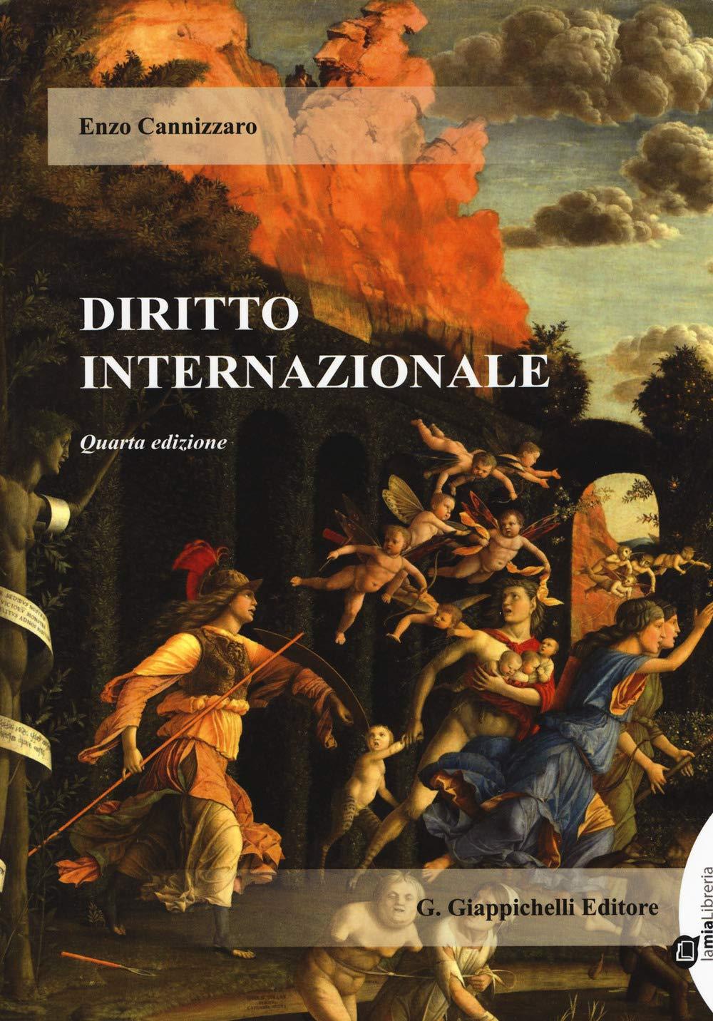 Diritto internazionale. Con espansione online Copertina flessibile – 12 ott 2018 Enzo Cannizzaro Giappichelli 8892117831